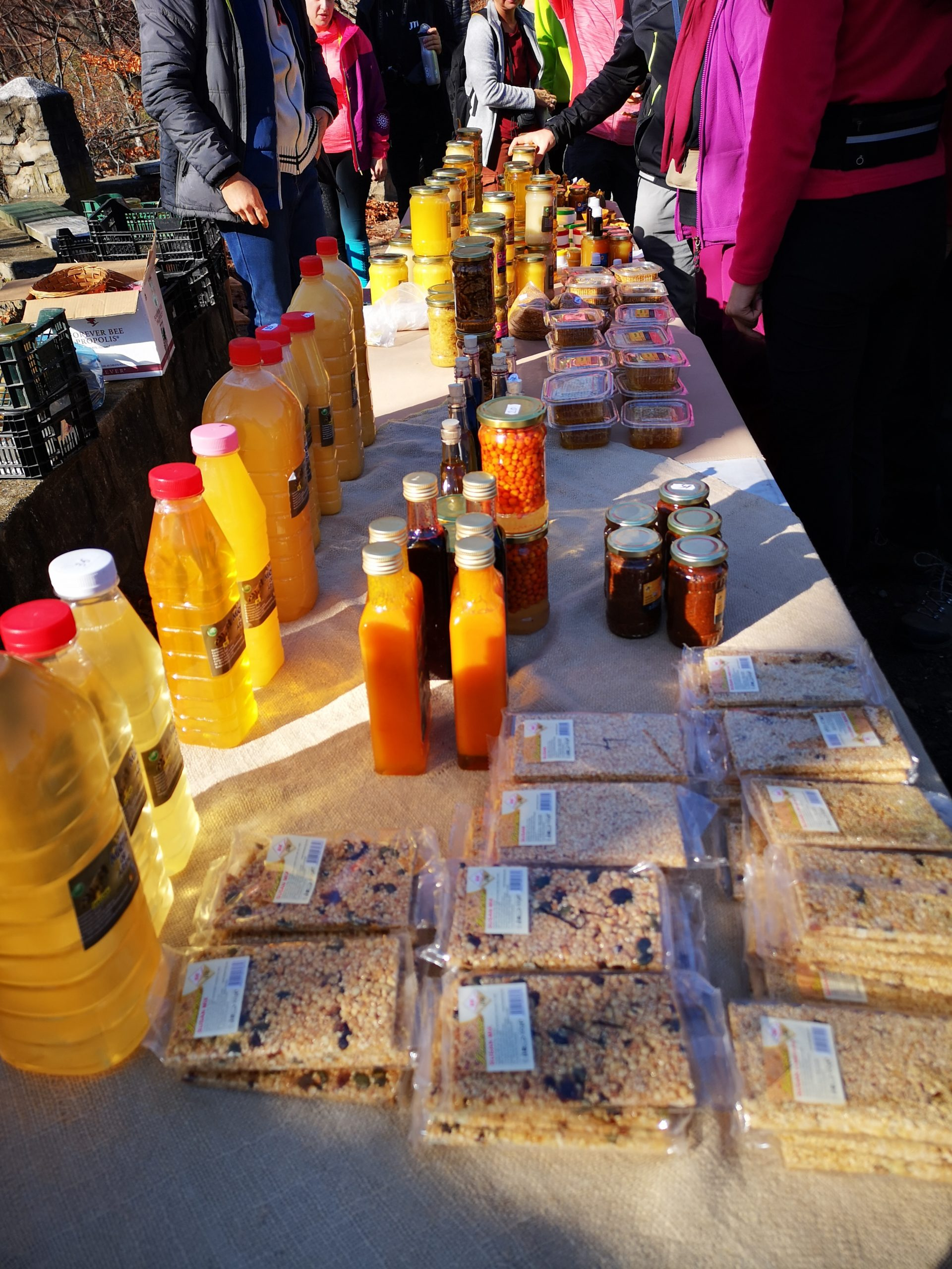 Natural products for sale
