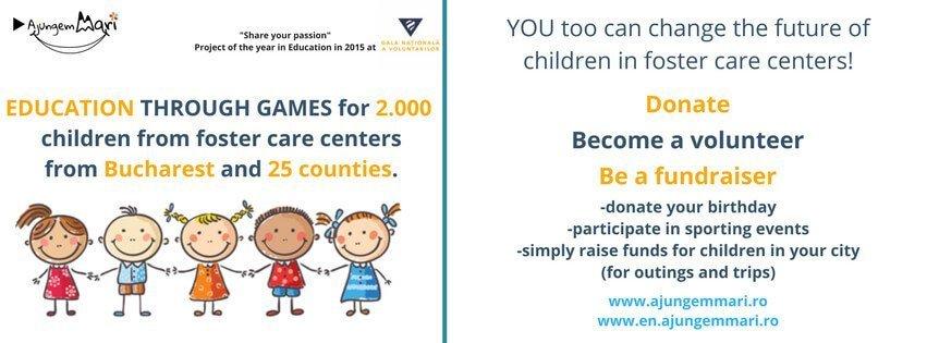 information about volunteering program